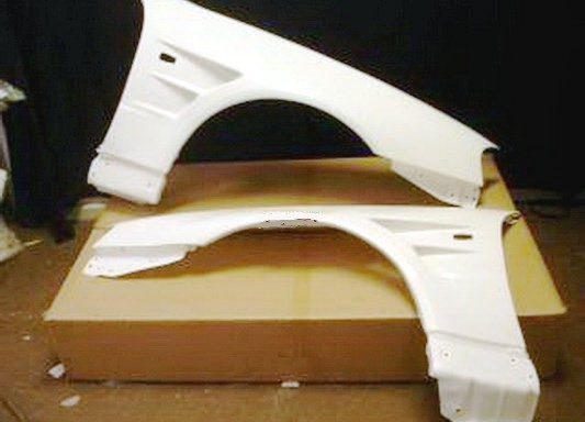 R34 GTR BN Style Front Vented Fender