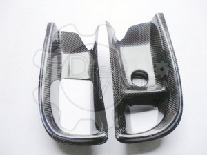 EVO 9 Varis Front Bumper Ducts(1)
