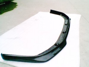 Evolution 10 Ralliart Front Lip(2)