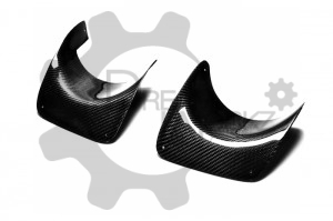 Evolution 10 Rear Bumper Exhuast Heat Shield (2pcs) (4)