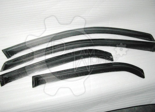 Evo 7 8 9 Wind Deflector