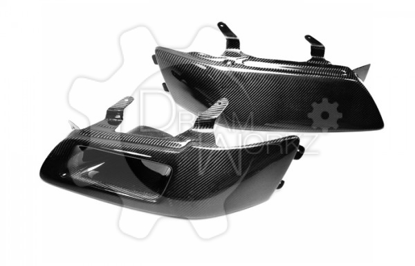 Evo 7 8 9 Vented Headlight Set