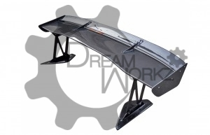 Evolution EVO 7 8 9 Voltex Type 5 Cyber EVO GT Wing 1700mm (Street Version Low Stand 290mm)(1)
