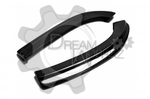 Evolution EVO 9 JDM Rear Bumper Extension(8)