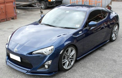 FT86 GT86 Chargespeed Lip Kit