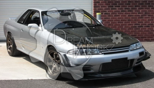 R32 GTR TBO Style Front Lip