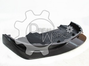 R35 GTR 08-11 Amuse Front Lip with undertray