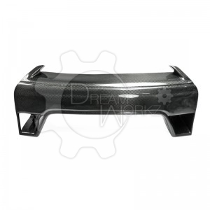 R35 GTR 2012 On front bumper nose cover(1)