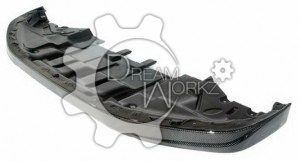 R35 GTR OEM Front Lip with under tray (2)