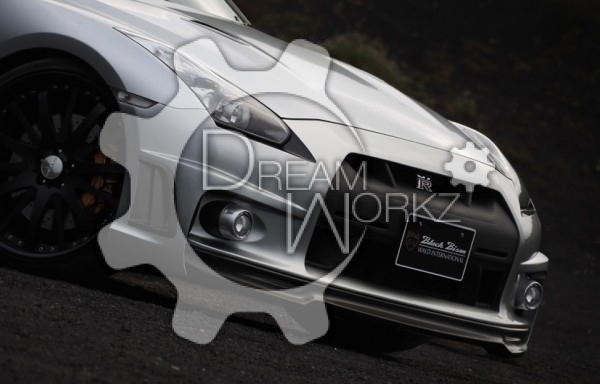 R35 GTR WALD Style Front Bumper