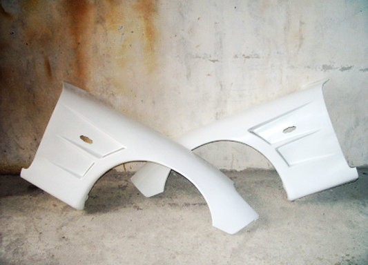 FD BN Style +25mm Front Fender