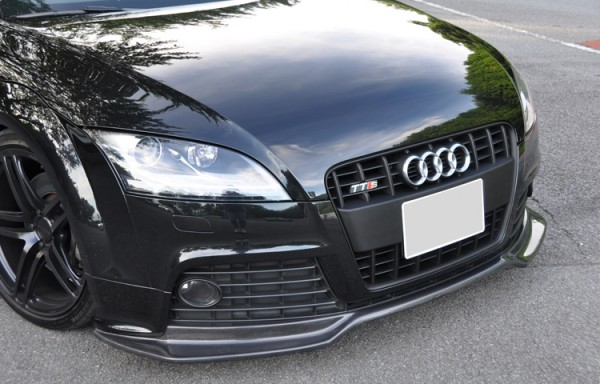 TTS AS Sport Style Front Lip