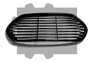 Veloster Devil Mouth Front Grill  FRP (1)