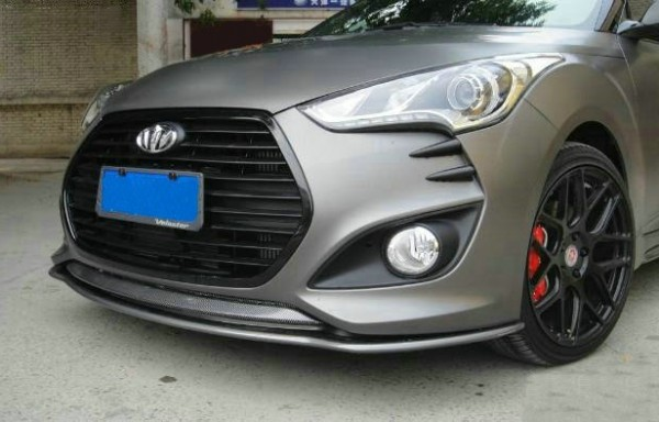 Veloster Turbo Front Lip