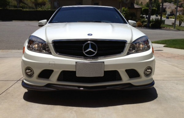 W204 AMG Pack Godhand Style Front Lip