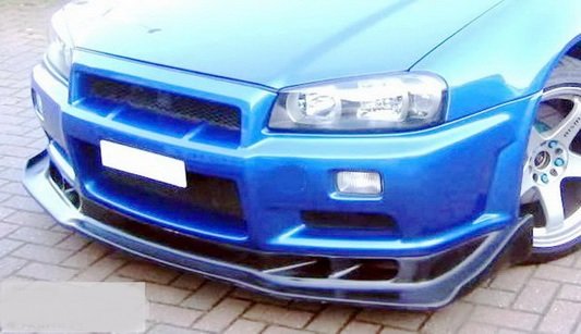 R34 GTR AS Style Front Lip