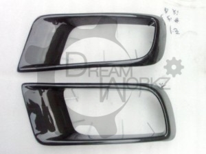 EVO 10 R-Style Front Bumper Air Duct 2pcs(2)