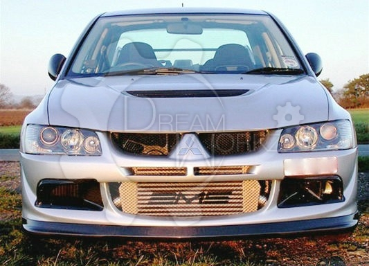 Evo 8 Front Bumper Air Duct