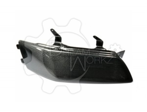Evolution EVO 7 8 9 Headlight Vented and Block Out Set(4)1