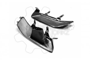 Evolution EVO 7 8 9 Headlight Vented and Block Out Set(6)