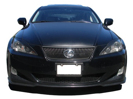 XE20 IS250 H3 Style Front Lip