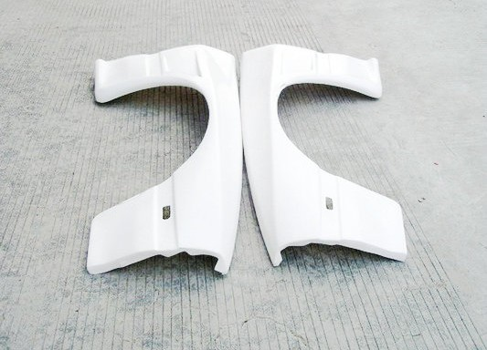 FC DMax Style +25mm Front Fender