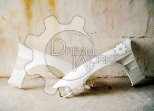 R32 GTS BN Style +25mm Front Fender