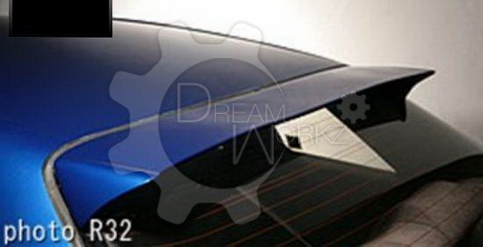 R32 DMax Style Roof Spoiler