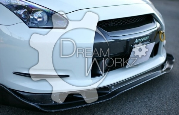 R35 GTR Auto Select Style Front Lip