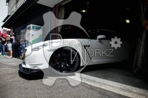 R35 GTR AS Style Front Bumper Canard (8)