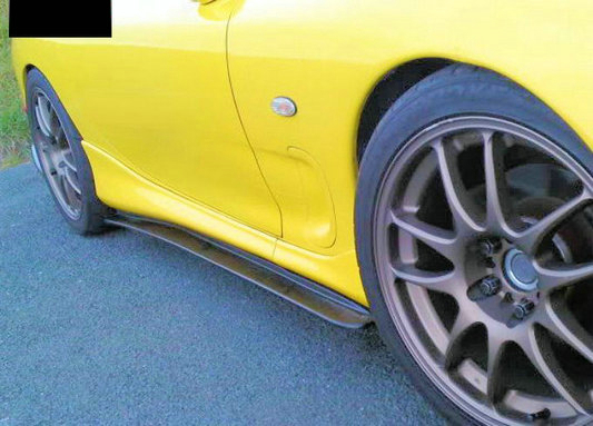 FD Feed Style Side Skirt