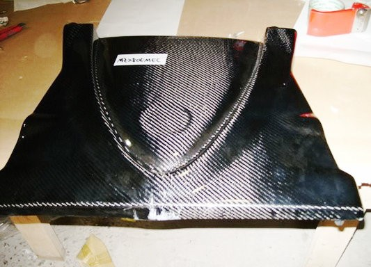RX8 Engine Cover