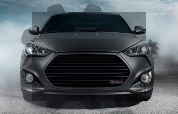 Veloster Devil Mouth Style Front Grill