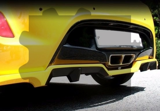 Veloster NAV C-Factory Style Diffuser