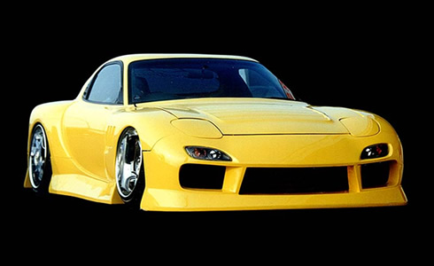 FD Blister Style Wide Arch Kit