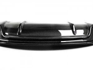 A4 B8 Face-lifted Rieger Style (RS5 Look) Rear diffuser (For S-Line bumper only) (8)