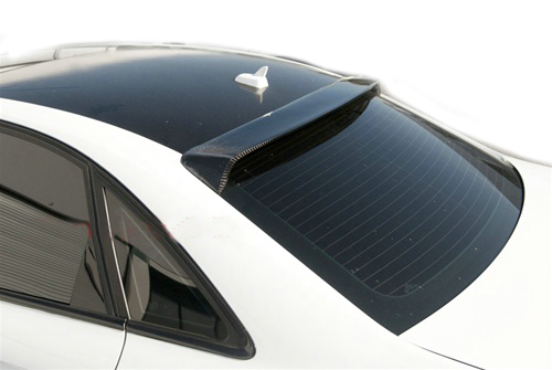 A4 B8 Caractere Style Roof Spoiler